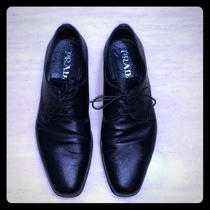 Prada Authentic Shoes 5.5
